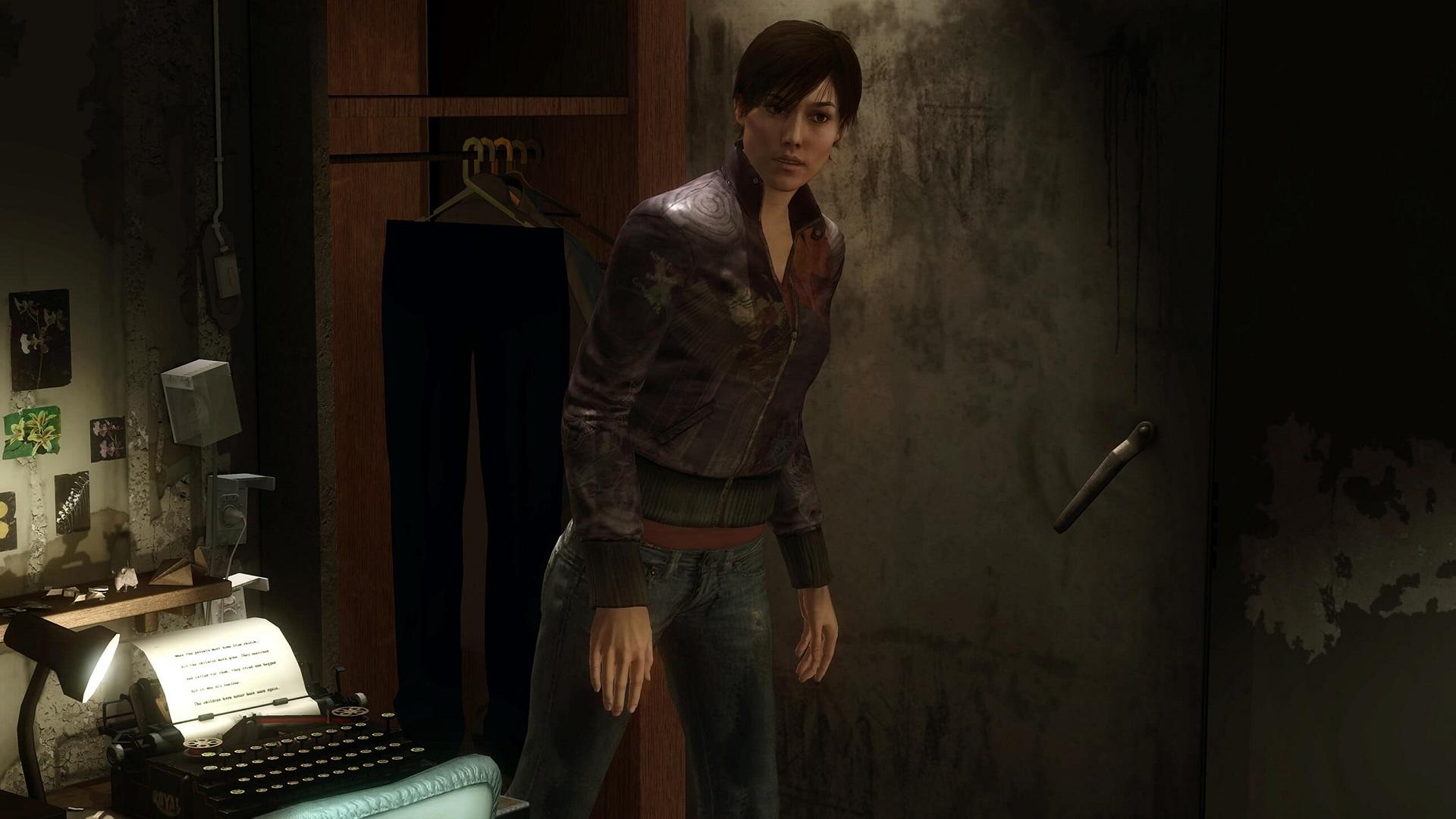 Скриншот 0 - Heavy Rain [PC] Epic Games Store – [Автоактивация]