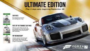 Forza Motorsport 7 Ultimate + 77 DLC [Автоактивация]