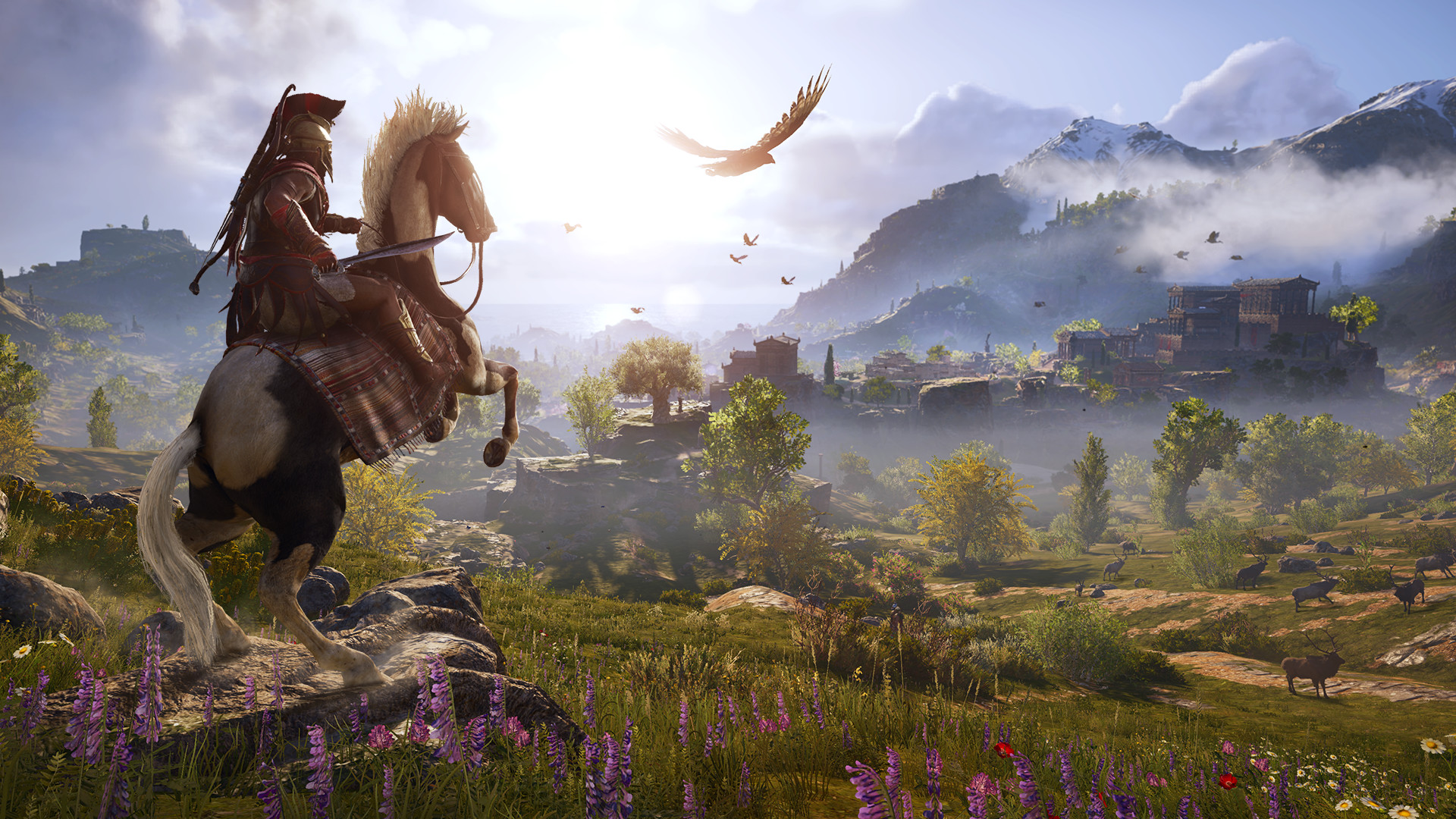 Скриншот 0 - Assassins Creed Odyssey Ultimate Ed [Автоактивация]
