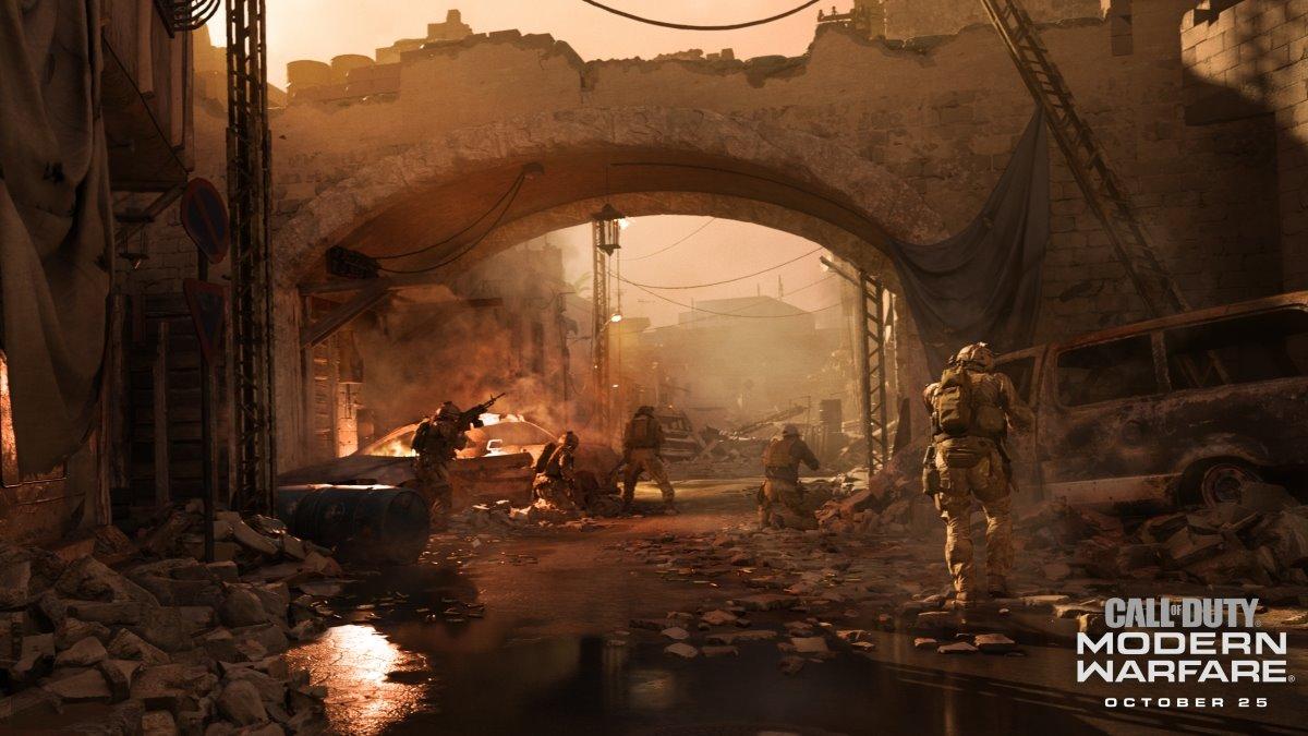 Скриншот 0 - Call Of Duty Modern Warfare 2019 (PC) | АРЕНДА АККАУНТА
