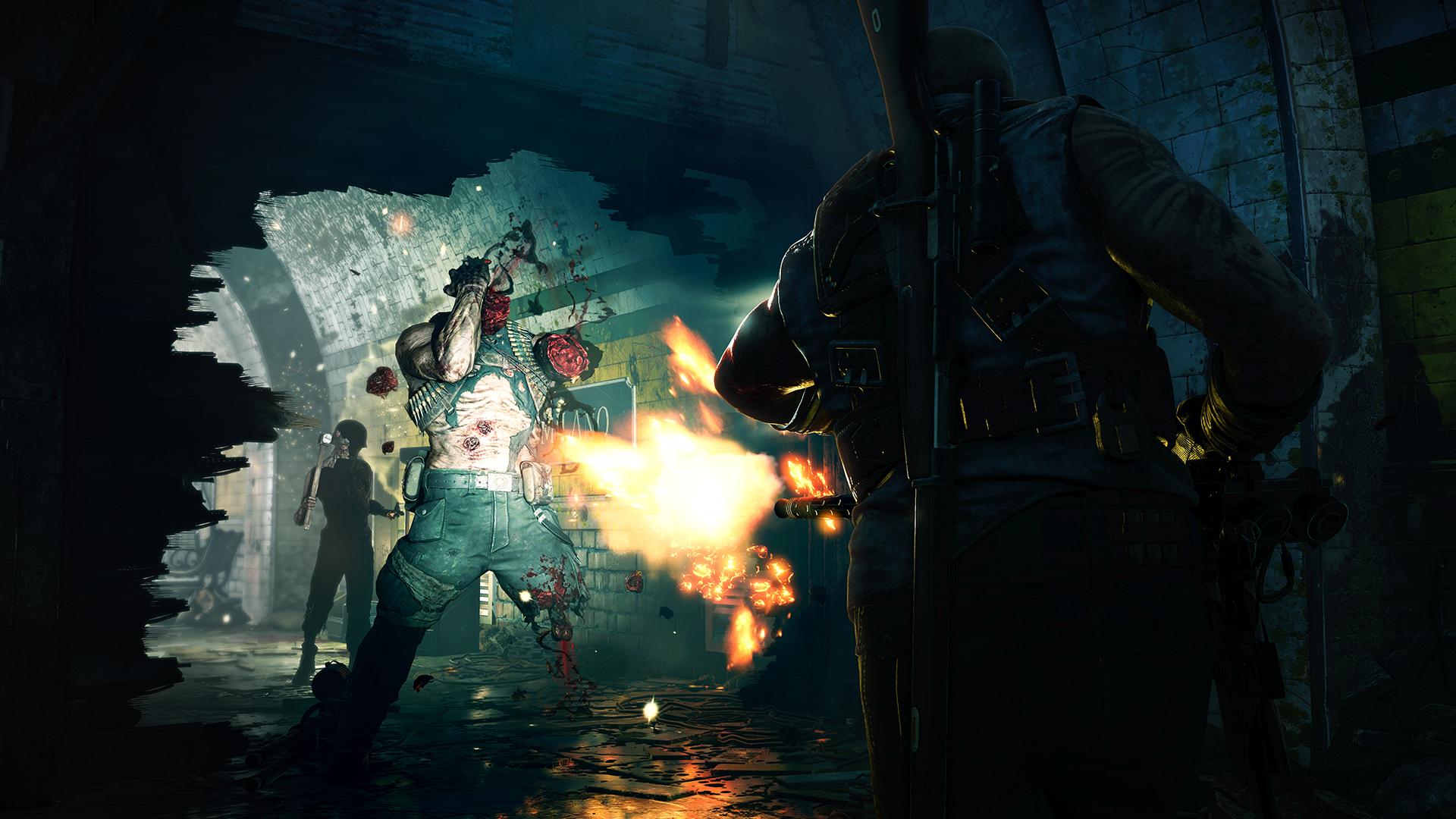 Скриншот 0 - Zombie Army 4: Dead War  [АКТИВАЦИЯ] [Epic Games]