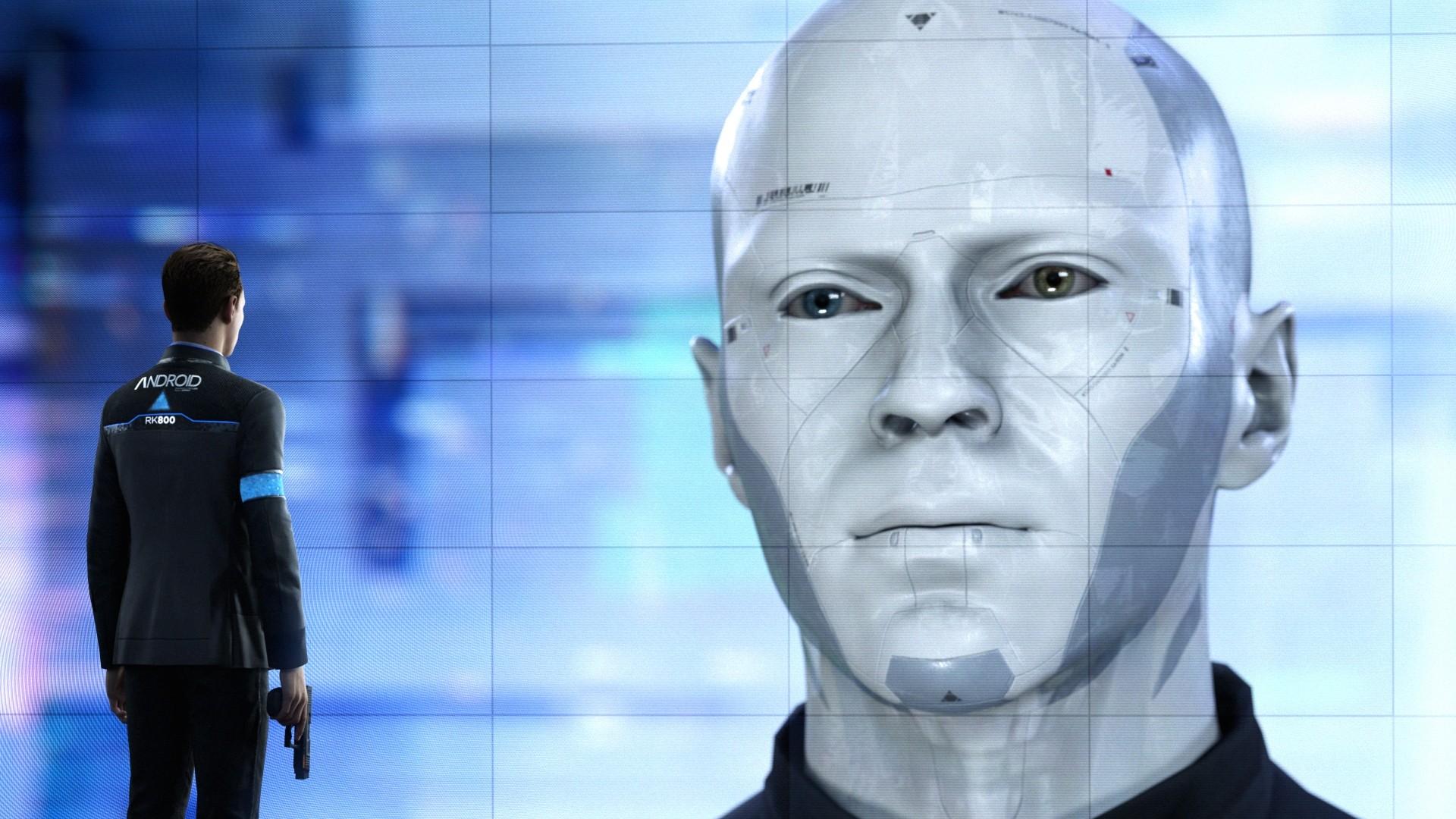 Скриншот 0 - DETROIT: BECOME HUMAN | EPIC | Автоактивация | Оффлайн
