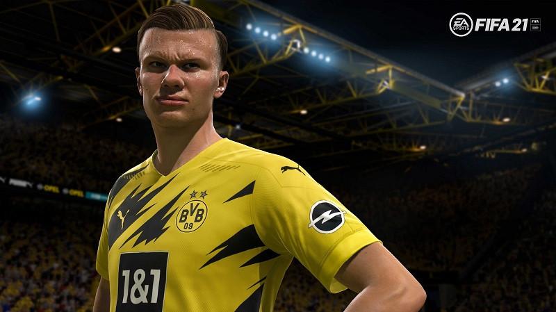 Скриншот 0 - Fifa 21 Ultimate/Champions/Standard edition + Подарки