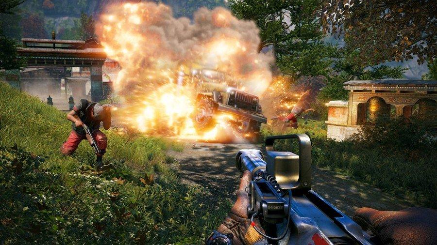 Скриншот 0 - Far Cry 5(RUS)Вечная гарантия