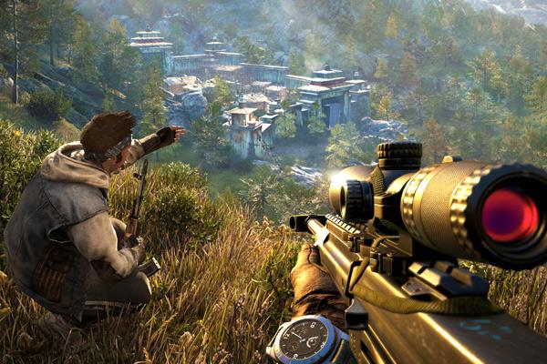 Скриншот 0 - ?Far Cry 5 РУССКИЙ ЯЗЫК РУЧНАЯ ПРОВЕРКА [UPLAY]