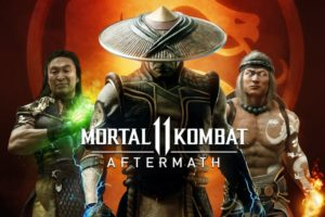 Mortal Kombat 11 Premium + Aftermath [Автоактивация] 🔥