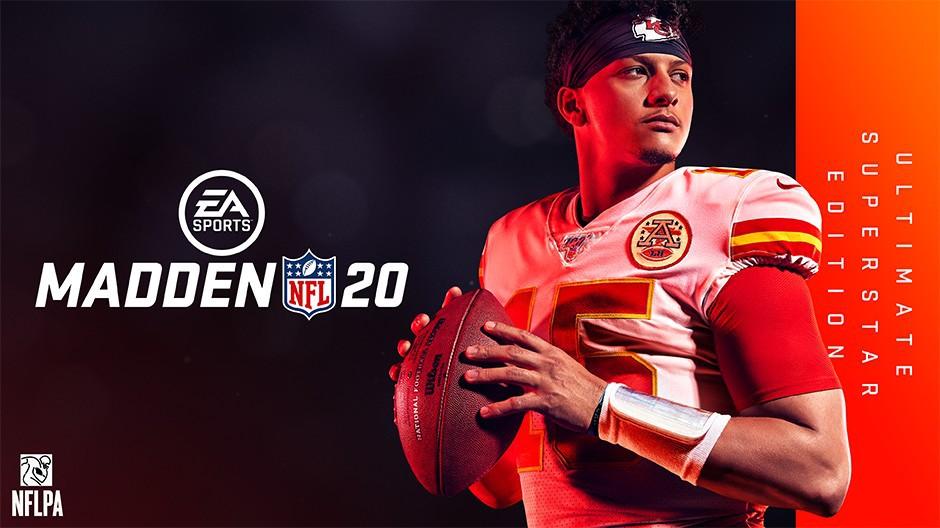 Скриншот 0 - Madden NFL 20 Ultimate Superstar Edition + Подарки