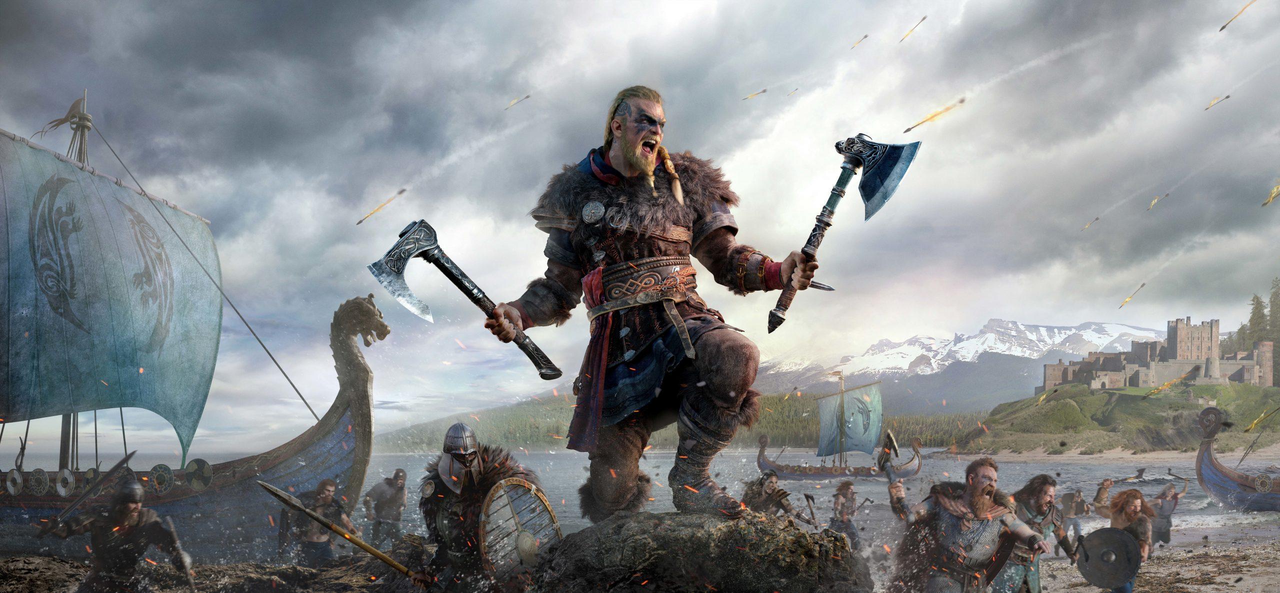 Скриншот 0 - Assassin's Creed Valhalla: Ultimate (RUS) [OFFLINE] ?