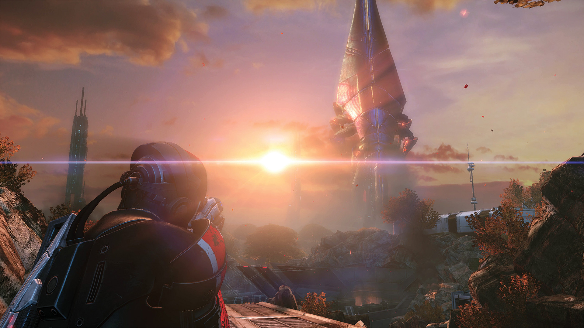Скриншот 0 - Mass Effect: Legendary Edition + Подарки