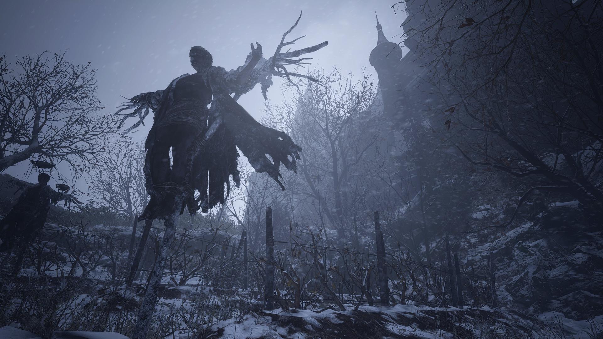 Скриншот 0 - Resident Evil Village Deluxe [STEAM] Навсегда   Global