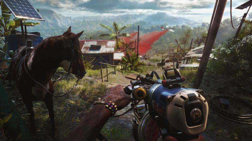 Скриншот 0 - Far Cry 6: Ultimate Edition (RUS) [Автоактивация] ✅